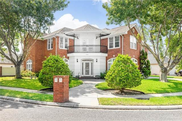 2900 Santa Alejandra, Mission, TX 78572 (MLS #343709) :: Imperio Real Estate