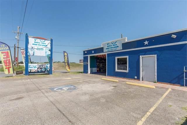 100 S Minnesota Road S, Palmview, TX 78572 (MLS #343713) :: The Maggie Harris Team