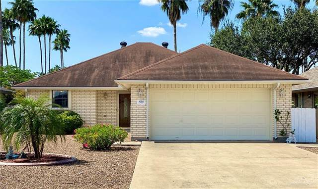 939 Citrus Drive, Alamo, TX 78516 (MLS #343744) :: The Ryan & Brian Real Estate Team