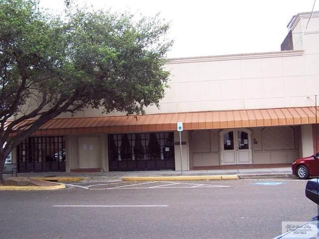 301 E Jackson Street E, Harlingen, TX 78550 (MLS #343747) :: Jinks Realty
