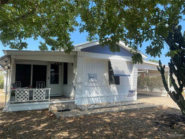2701 Tack Drive, Mission, TX 78574 (MLS #343767) :: Imperio Real Estate