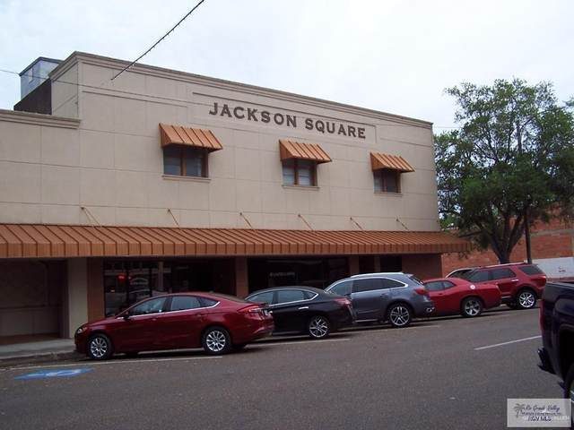 305 E Jackson Street E, Harlingen, TX 78550 (MLS #343768) :: Jinks Realty