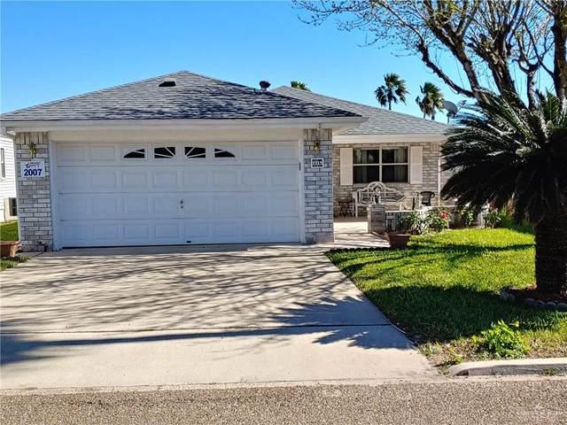 2007 Blue Jay Street, Palmview, TX 78572 (MLS #343822) :: Jinks Realty