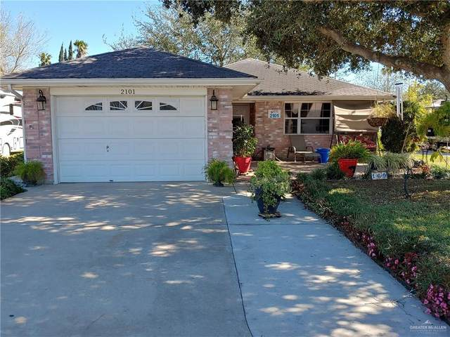 2101 Green Gate Circle W, Palmview, TX 78572 (MLS #343825) :: BIG Realty