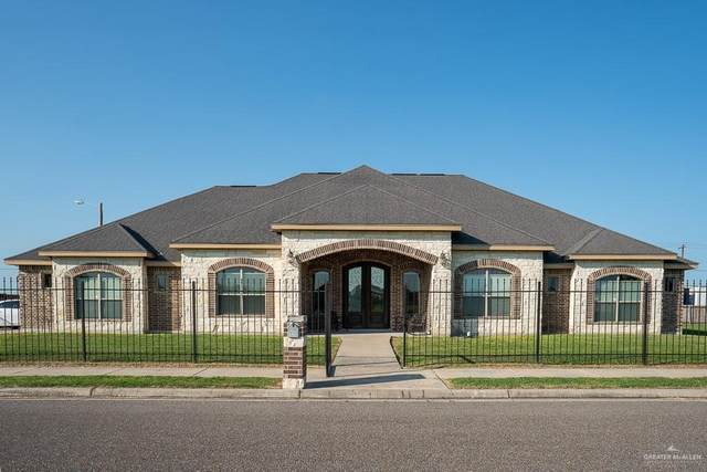 2605 Asilomar Street, Edinburg, TX 78542 (MLS #343827) :: Jinks Realty