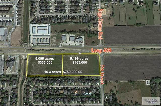 620 Loop 499 Boulevard, Harlingen, TX 78550 (MLS #343833) :: The Lucas Sanchez Real Estate Team