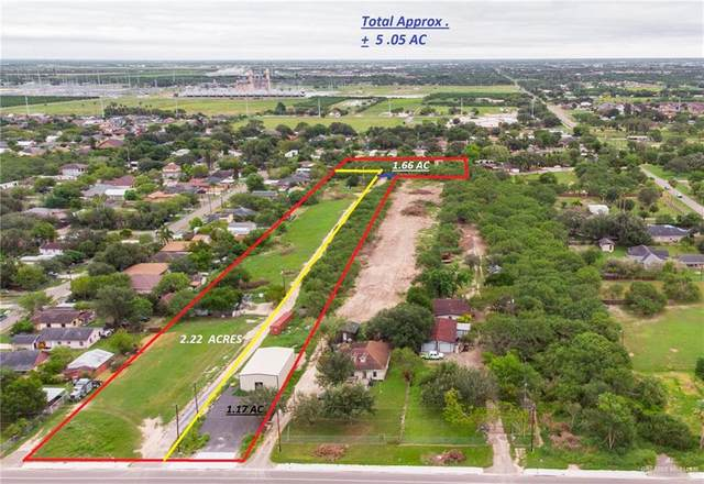 2932 N 10th Street, Edinburg, TX 78541 (MLS #343847) :: eReal Estate Depot