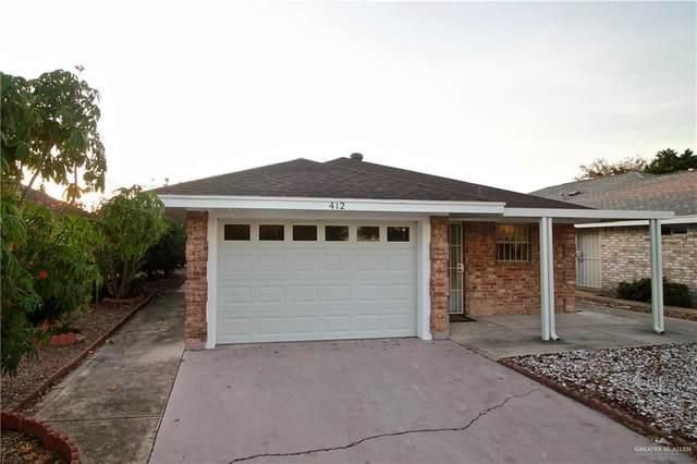 412 Mercury Street, Mission, TX 78572 (MLS #343855) :: eReal Estate Depot