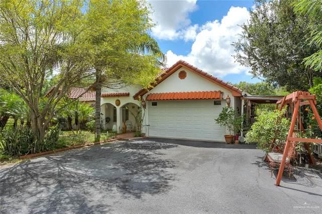 811 S Abraham Street, Palmview, TX 78572 (MLS #343861) :: The Ryan & Brian Real Estate Team