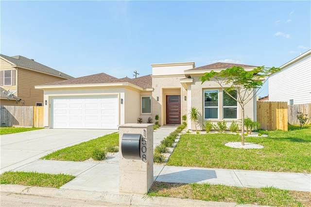 1508 Montecruz Street, Mission, TX 78574 (MLS #343947) :: Imperio Real Estate