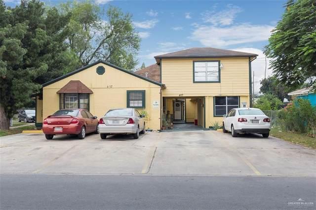 407 Cedar Avenue, Mcallen, TX 78501 (MLS #343963) :: The Maggie Harris Team