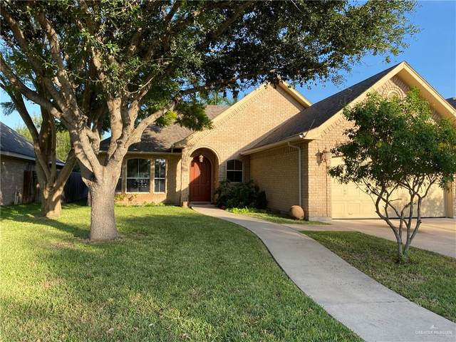 7312 N 17th Street, Mcallen, TX 78504 (MLS #343965) :: Jinks Realty