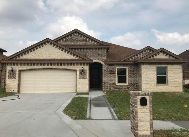 907 Villa Del Prado Street, Donna, TX 78537 (MLS #344018) :: The Ryan & Brian Real Estate Team