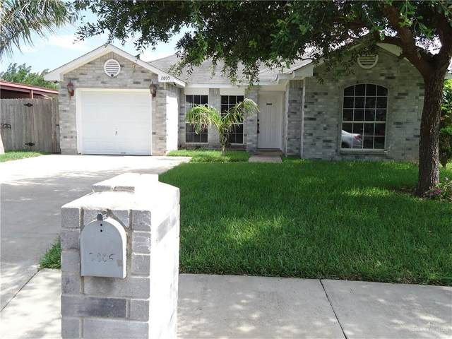 2805 Tesoro Drive, Weslaco, TX 78596 (MLS #344021) :: The Lucas Sanchez Real Estate Team