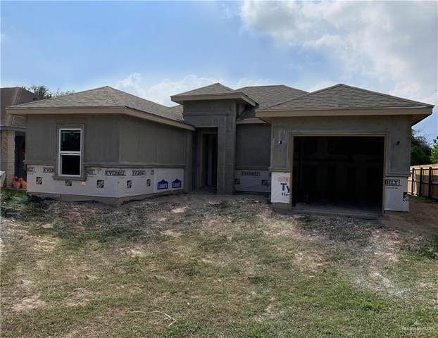 2805 Foxtail Palm Drive, Harlingen, TX 78552 (MLS #344026) :: Realty Executives Rio Grande Valley