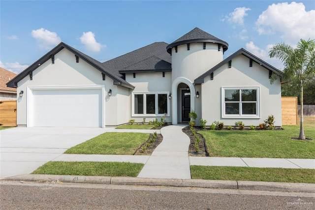 3328 Valle Circle, Edinburg, TX 78539 (MLS #344033) :: The Ryan & Brian Real Estate Team