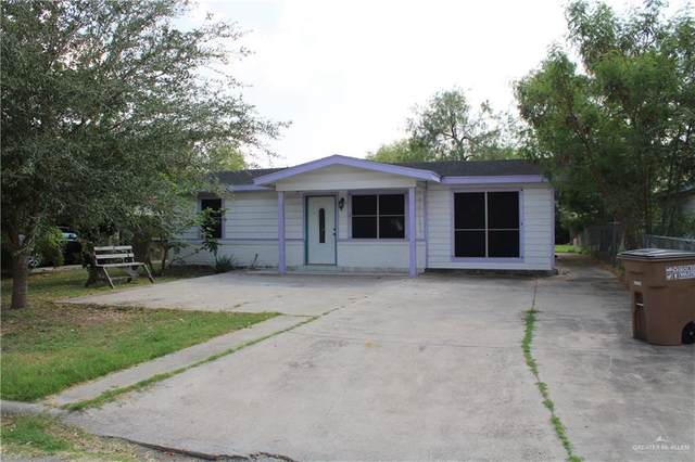 1004 Monterrey Street, Edinburg, TX 78539 (MLS #344073) :: Key Realty