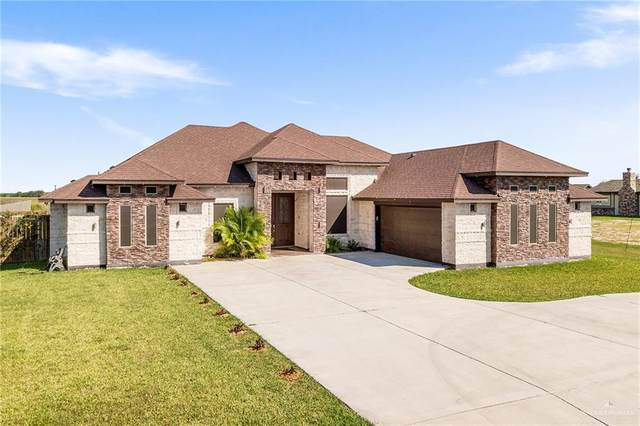 187 Village East Drive, Los Fresnos, TX 78566 (MLS #344080) :: The Ryan & Brian Real Estate Team