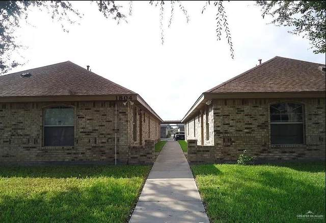 1804 S Linden Street, Pharr, TX 78577 (MLS #344105) :: Realty Executives Rio Grande Valley