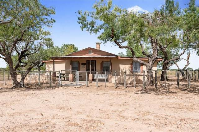 0 Las Escobas Road, El Sauz, TX 78582 (MLS #344114) :: The Ryan & Brian Real Estate Team
