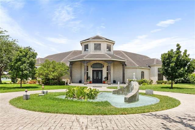 2600 Solera Drive, Mission, TX 78572 (MLS #344122) :: Imperio Real Estate