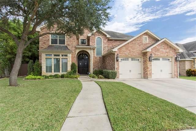 1601 Sebastian Street, Mission, TX 78572 (MLS #344135) :: eReal Estate Depot
