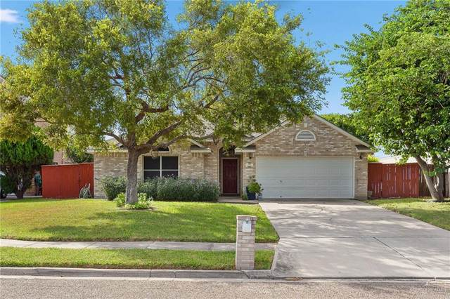 3502 Santa Inez Circle, Mission, TX 78572 (MLS #344151) :: The Ryan & Brian Real Estate Team