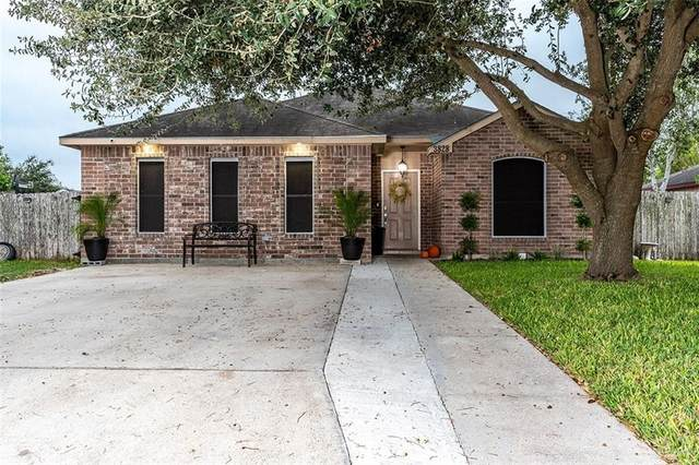 3828 Jutland Street, Edinburg, TX 78542 (MLS #344168) :: The Ryan & Brian Real Estate Team