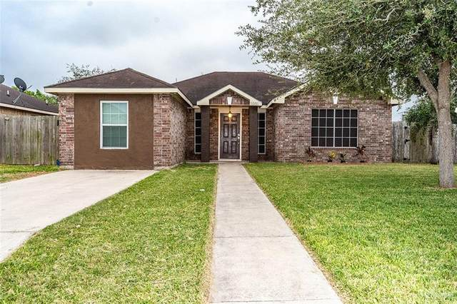 3906 Jutland Street, Edinburg, TX 78542 (MLS #344177) :: The Ryan & Brian Real Estate Team