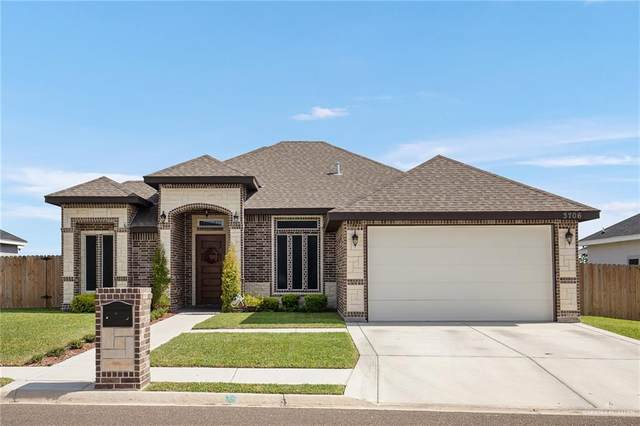 3706 Joycee Drive, Mission, TX 78573 (MLS #344191) :: Jinks Realty