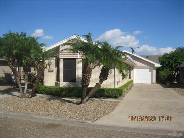 417 Jupiter Street, Mission, TX 78572 (MLS #344194) :: eReal Estate Depot