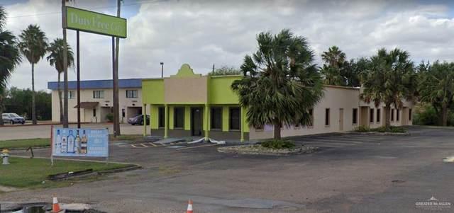 210 N International Boulevard, Hidalgo, TX 78557 (MLS #344203) :: The Ryan & Brian Real Estate Team