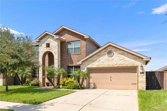 3904 Santa Veronica, Mission, TX 78572 (MLS #344210) :: Jinks Realty
