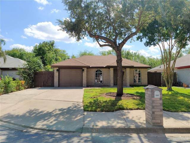 2905 Diaz Avenue, Mcallen, TX 78503 (MLS #344221) :: eReal Estate Depot