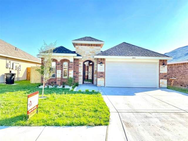 2814 E Imperial Oaks Drive, Alton, TX 78573 (MLS #344236) :: Jinks Realty