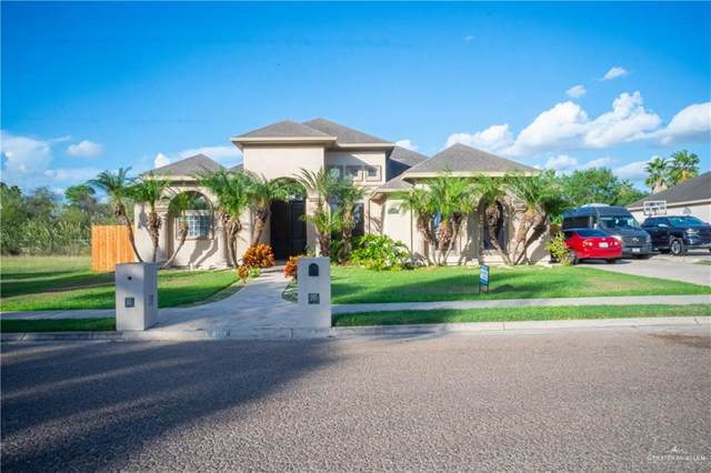 609 Chrysolite Drive, Weslaco, TX 78596 (MLS #344239) :: Jinks Realty
