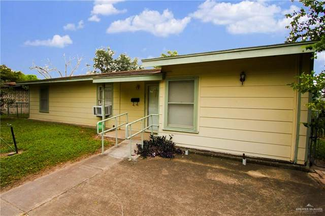 1517 Basin Street, Harlingen, TX 78550 (MLS #344246) :: The Ryan & Brian Real Estate Team