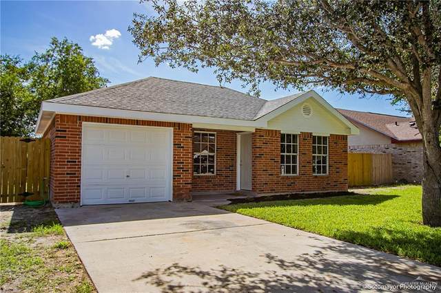 812 E 31st Street, Mission, TX 78574 (MLS #344247) :: The Ryan & Brian Real Estate Team