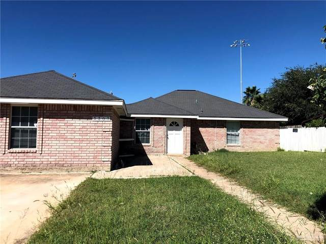 3307 Edgewood Street, Mission, TX 78573 (MLS #344272) :: The Ryan & Brian Real Estate Team