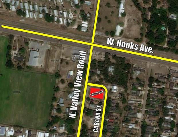 00 Cabana, Donna, TX 78537 (MLS #344322) :: The Ryan & Brian Real Estate Team