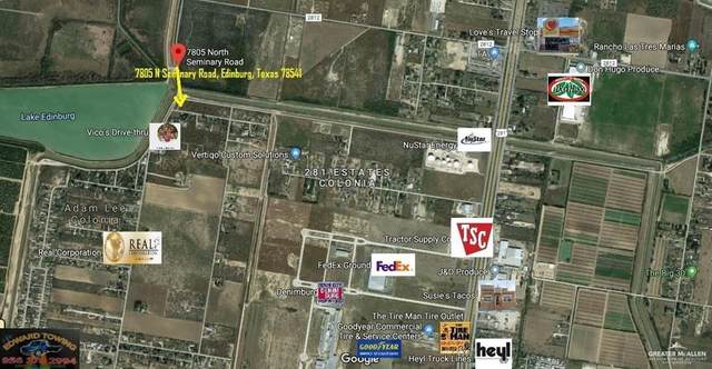 7805 N Seminary Road, Edinburg, TX 78541 (MLS #344335) :: Jinks Realty