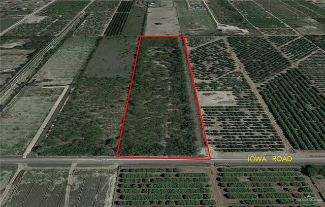 4.75 N Iowa Road, Mission, TX 78574 (MLS #344337) :: Imperio Real Estate