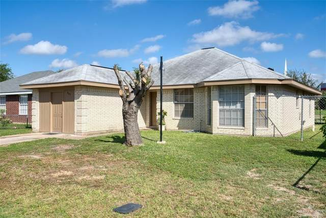 405 E Ash Street, La Joya, TX 78560 (MLS #344338) :: The Ryan & Brian Real Estate Team