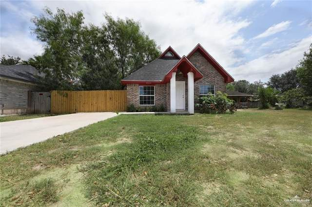 412 Cozumel Lane, San Juan, TX 78589 (MLS #344345) :: The Ryan & Brian Real Estate Team