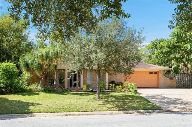 930 E Ebony Drive, Harlingen, TX 78550 (MLS #344355) :: The Ryan & Brian Real Estate Team