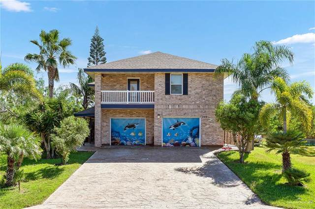 209 W Huisache Street, South Padre Island, TX 78597 (MLS #344361) :: Imperio Real Estate