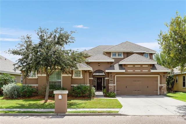 3707 Green Jay Drive, Mission, TX 78572 (MLS #344369) :: Imperio Real Estate