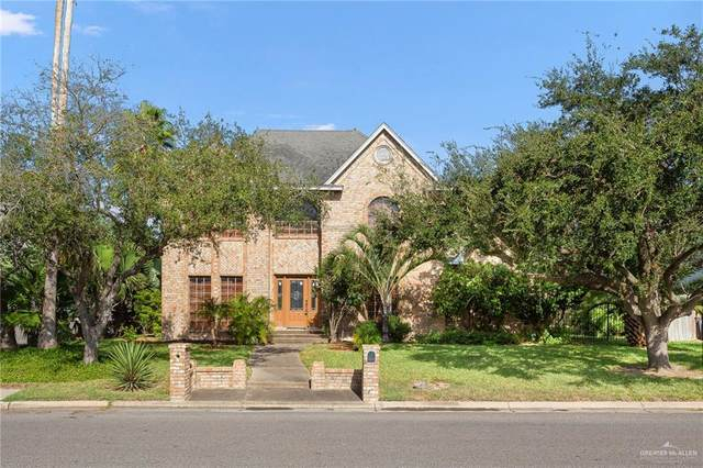 2901 Pinehurst Drive, Harlingen, TX 78550 (MLS #344375) :: The Ryan & Brian Real Estate Team