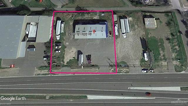 2502 W Expressway 83 Highway 1 Lot 5&6, Mission, TX 78572 (MLS #344376) :: Imperio Real Estate