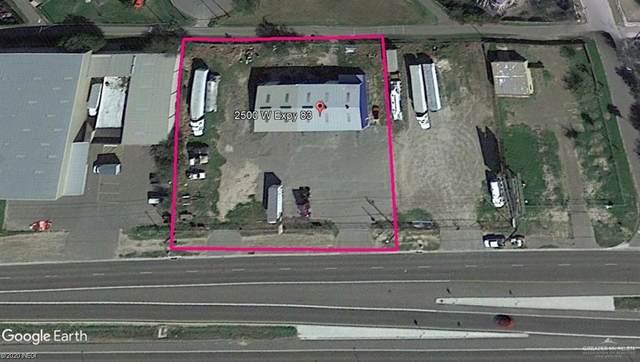 2502 W Expressway 83 Highway 1 Lot 5&6, Mission, TX 78572 (MLS #344376) :: The Maggie Harris Team